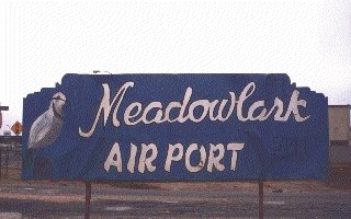 Meadowlark Sign
